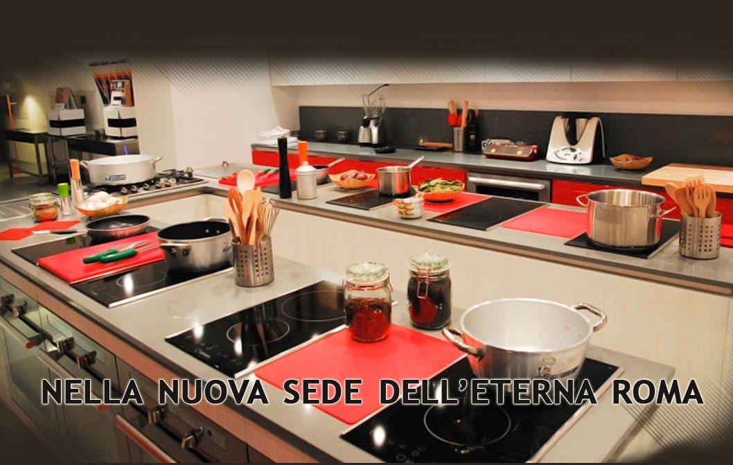 Scuola di cucina corso di cuoco roma al via le iscrizioni - Scuola cucina bologna ...