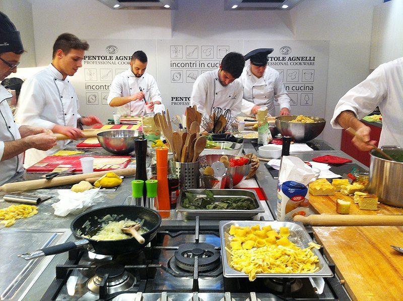 Corsi di cucina grande inizio per il corso di cuoco roma - Corsi cucina bologna ...