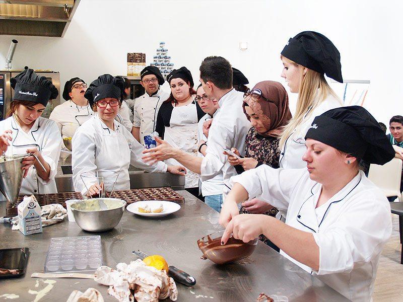 Scuola di cucina progetto leonardo da vinci in accademia - Scuola di cucina milano ...