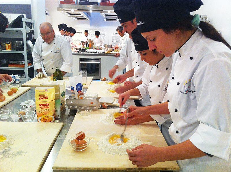 scuola di cucina | lettera di un'allieva: passione per la cucina - Scuola Di Cucina A Roma