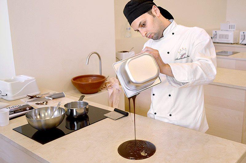 Scuola di cucina master i segreti dei maestri del - Scuola cucina bologna ...