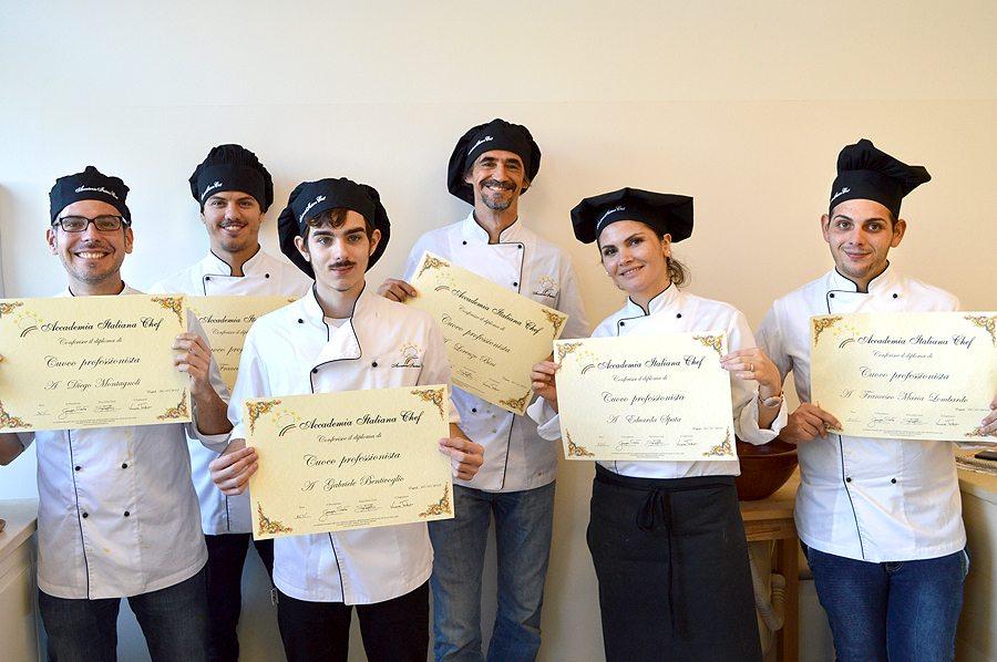 scuola di cucina professionale: nuovi diplomati d'eccellenza - Scuole Di Cucina Professionali
