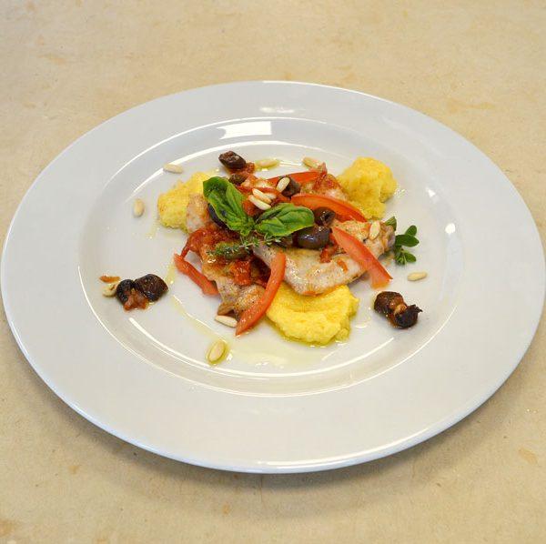 Coniglio alla ligure corso di cucina professionale - Corso di cucina bologna ...
