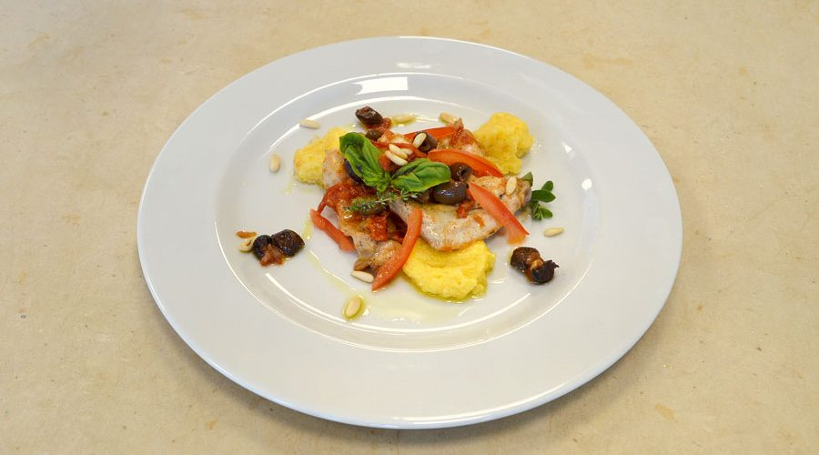 coniglio alla ligure corso di cucina professionale