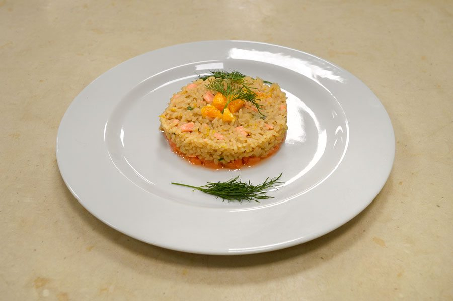 corso di cucina professionale primo piatto